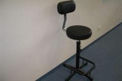 Stuhl zur Stehentlastung