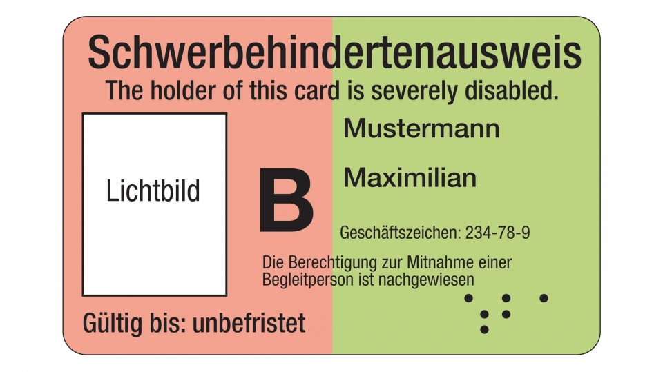 Schwerbehindertenausweis Beantragen Berlin